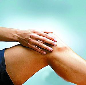 膝关节的保养