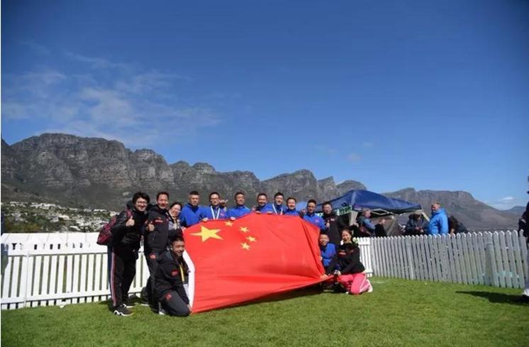 2018南非世界室外拔河锦标赛,衢州拔河队走向世界!