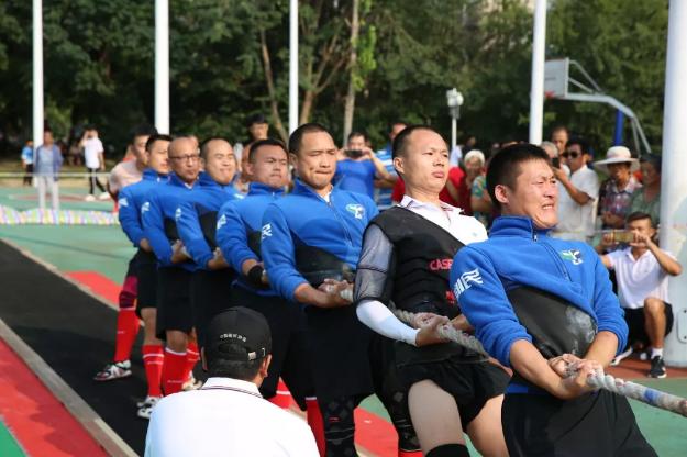 2019年全国拔河新星系列赛(蒙城站)
